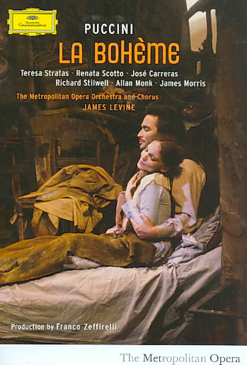 PUCCINI:LA BOHEME BY STRATAS,TERESA (DVD)