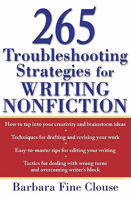 265 Troubleshooting Strategies For Writing Nonfiction By Clouse, Barbara Fine
