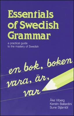 Swedish By Viberg, Ake/ Ballardini, Kerstin/ St Jarnlof, Sune
